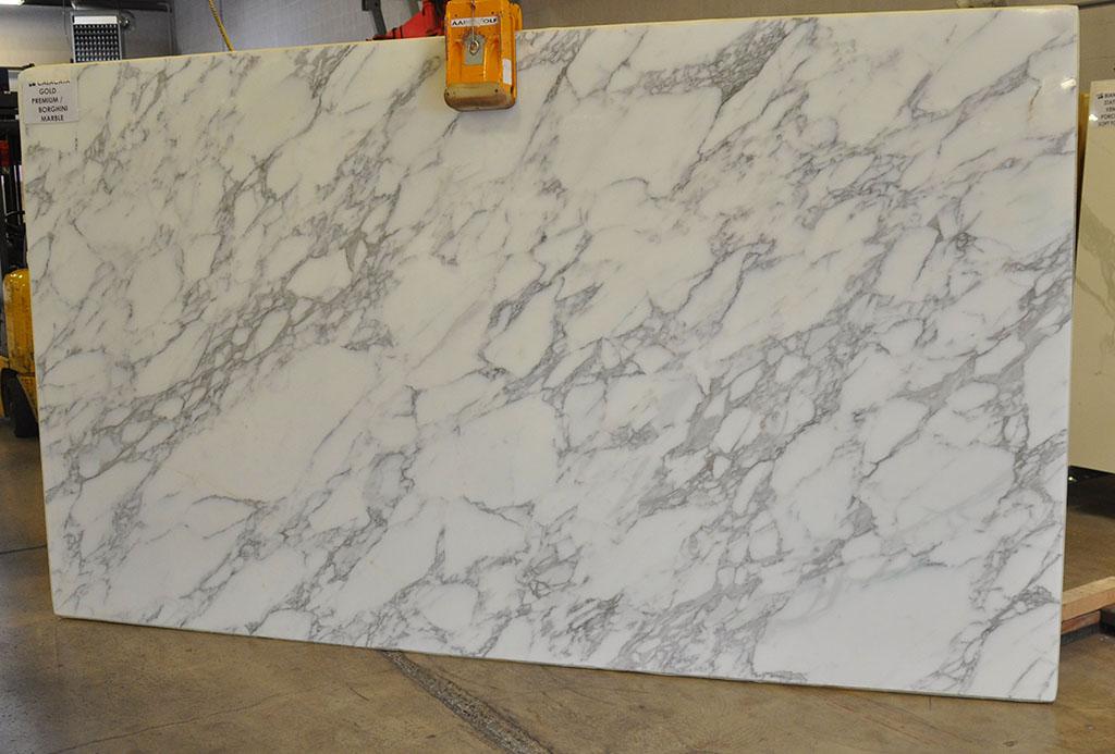 Calacata Borghini polished marble