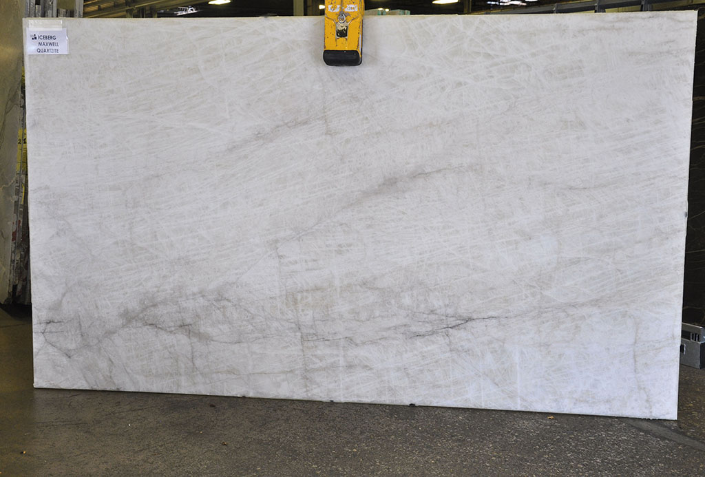 Iceberg Maxwell polished quartzite