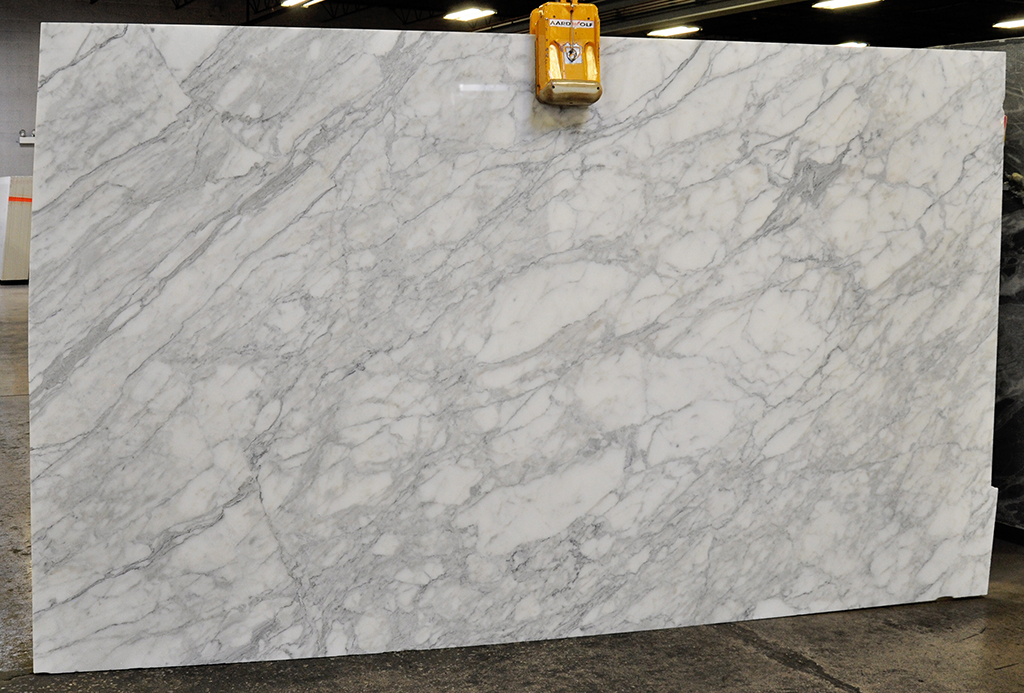 Calacata Gold polished marble