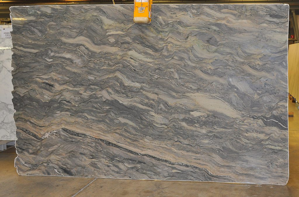 NEW QUARTZITE AND MARBLE SLABS AT MGSI