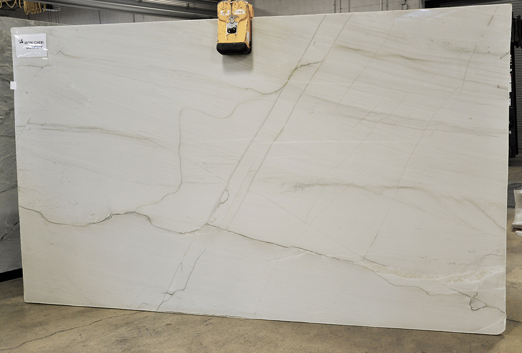 Mon Cheri polished quartzite