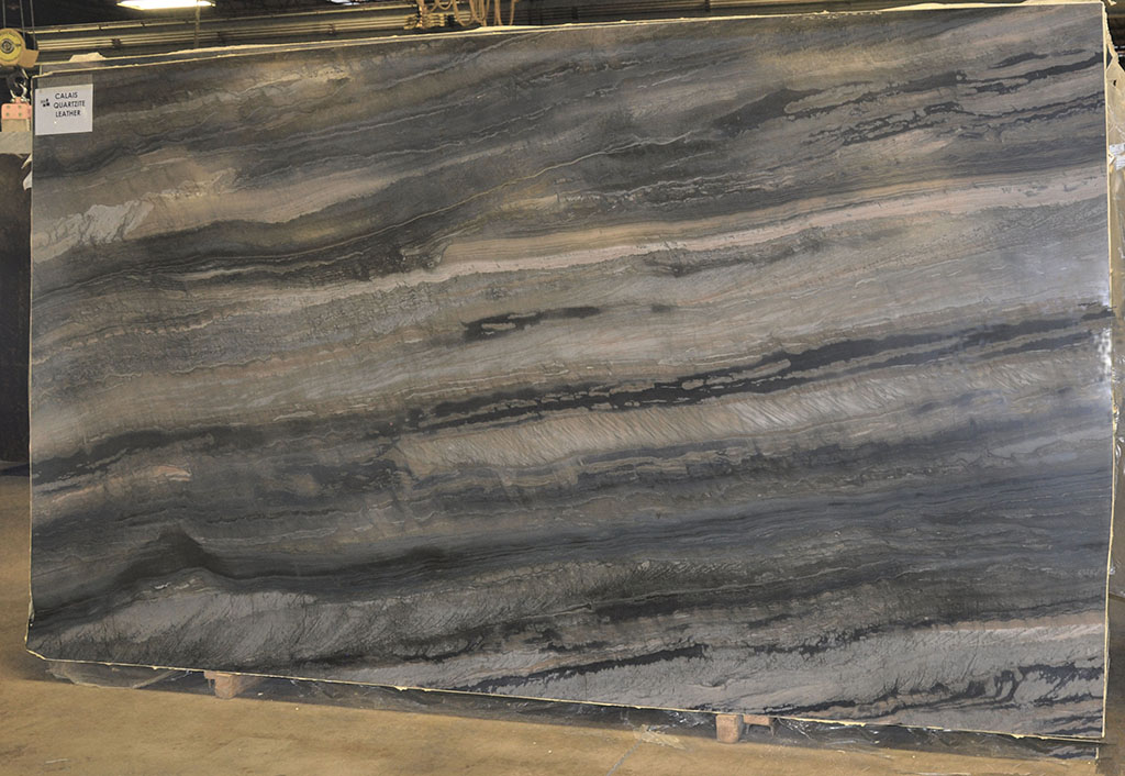 Calais brushed quartzite