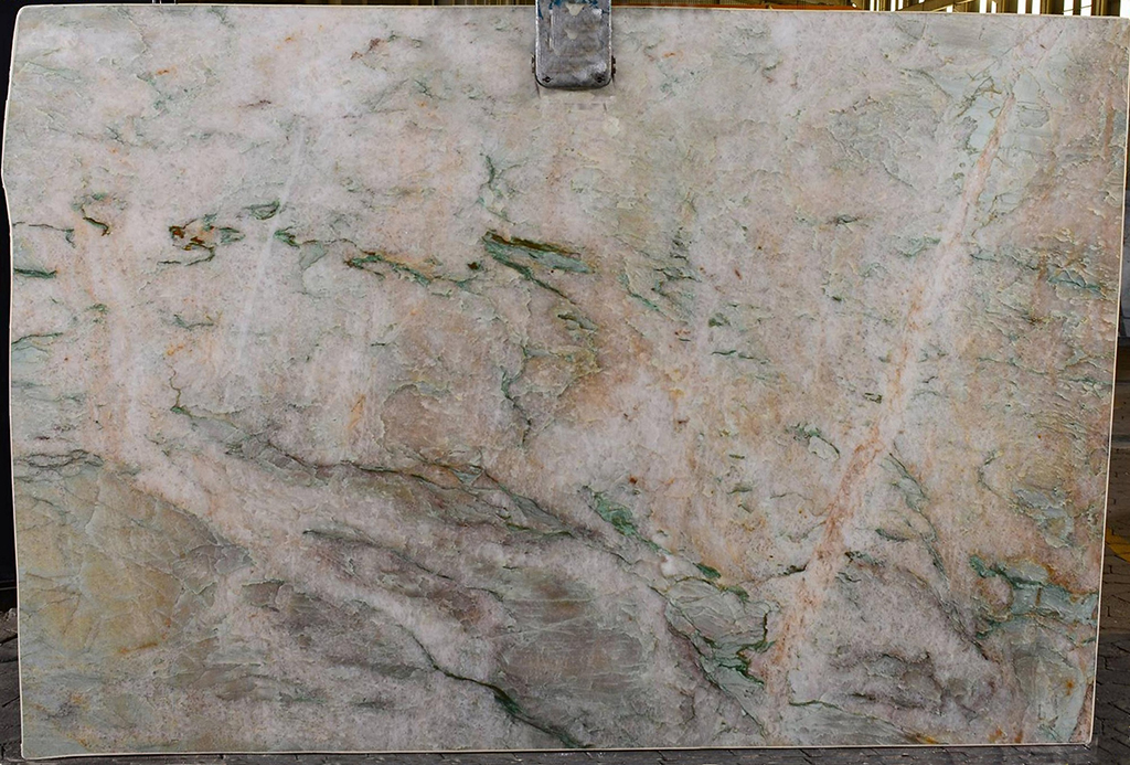 quartzite slab alexandrita polished
